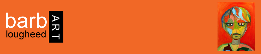 barb lougheed art main website header