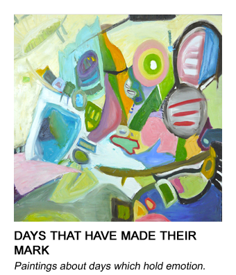 graphic of Barb's Days painting that links to her Days I Have Seen series